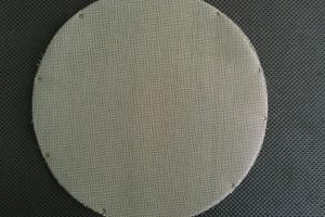 MULTI LAYERED POINT WELDED FILTERS