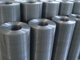 HOT DIPPED GALVANISED WELDED WIRE MESH